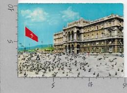 CARTOLINA VG ITALIA - TRIESTE - Piazza Unità D'Italia - 10 X 15 - ANNULLO 1965 - Trieste