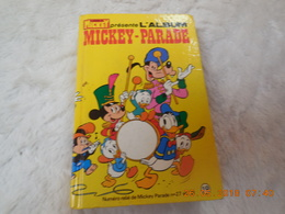 Mickey Parade (2ème Série Album) : N° 19, Recueil 19 (27.28) - Mickey Parade