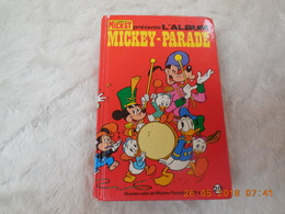 Mickey Parade (2ème Série Album) : N° 20, Recueil 20 (29.30) - Mickey Parade