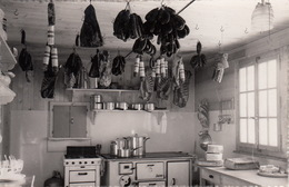 Cuisine Restaurant De La Creusaz, Les Marcottes, 17.8.1954 - VD Vaud