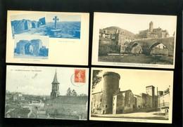 Lot De 38 Cartes Postales De France   Aveyron     Lot Van 38 Postkaarten Van Frankrijk ( 12 ) - 38 Scans - Cartes Postales