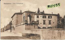 Toscana-arezzo-sansepolcro Veduta Villa Collacchioni Primi 900 - Italia