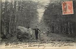 - Thèmes -ref-A824- Dolmen Et Menhirs - Pierre Druidique - Megalithes - Bonnetable - Sarthe - Druidisme - Religions - - Dolmen & Menhirs