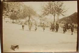 260518 - PHOTO 1905 - MONTENEGRO RIJECA CRNOJEVICA Le Ministre De La Guerre - Personnage Militaire - Montenegro