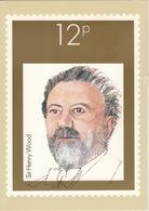 Sir Henry Wood - (12p Stamp) - Music - British Conductors - 1980 - (U.K.) - Postzegels (afbeeldingen)