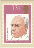 Sir Thomas Beecham - (13,5p Stamp) - Music - British Conductors - 1980 - (U.K.) - Postzegels (afbeeldingen)