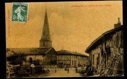 DOMMARTIN SUR YEVRE (Marne) - L'Eglise - France