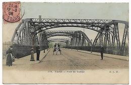 PARIS - Pont De Tolbiac - Puentes