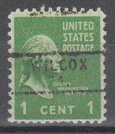 USA Precancel Vorausentwertung Preo, Locals Pennsylvania, Wilcox 729 - Vereinigte Staaten