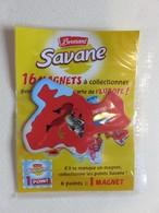 Magnet - Savane Brossard - Carte De L'Europe - Ukraine - NEUF SOUS BLISTER - Magnets