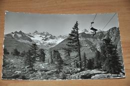 973- Sesselbahn Zermatt-Sunnegga - VS Valais