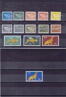 IRLANDE 1975 Série Courante Yvert 318A-323 NEUF** MNH - Neufs