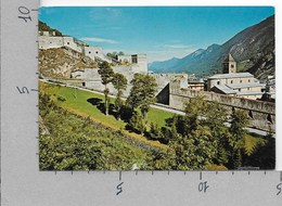 CARTOLINA NV ITALIA - VINADIO (CN) - Valle Stura - Scorcio Panoramico Col Forte - 10 X 15 - Cuneo