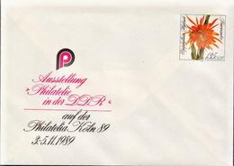 Germany / DDR Mint Postal Stationery Cover - Plants