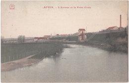 71. AUTUN. L'Arroux Et La Prise D'eau - Autun