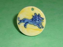Fèves / Autres / Horoscope : Le Lion , Pendentif    T85 - Fèves