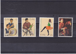 IRLANDE 1980 Yvert 428-431 NEUF** MNH - 1949-... République D'Irlande