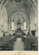 Cpa 59 Cambrai , St Joseph Kirche , Ww1 , Voyagée 1917 * Cachet Allemand - Cambrai