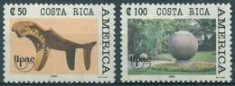 Costa Rica - 1989 - Yt 518/519 - U.P.A.E.P. - ** - Costa Rica