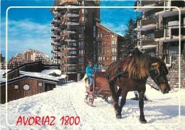 AVORIAZ 21(scan Recto-verso) MD2568 - Avoriaz
