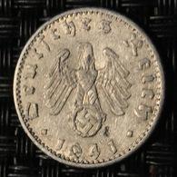German Empire 50 Reichspfennig 1941 (A) - [ 4] 1933-1945 : Third Reich
