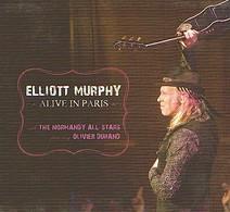 Elliott MURPHY - Alive In Paris - CD + DVD - Rock