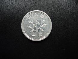 JAPON : 1 YEN An 5 * (1993)  Y 95.2    SUP - Japan