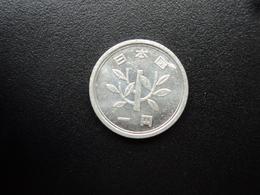 JAPON : 1 YEN An 9 * (1997)  Y 95.2    SUP - Japan