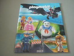 Greek Playmobil Collectible Catalog Catalogue 2017 Ghostbusters - Playmobil