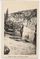 07 Près Jaujac, Gorges Du Lignon (2913) L300 - Altri Comuni