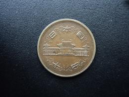 JAPON : 10 YEN An 28 * (1953)  Y 73   SUP Patiné - Japan