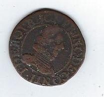 CHATEAU REGNAULT : PRINCE DE CONTI 1605/1614 DOUBLE TOURNOIS Non Daté - 987-1789 Monnaies Royales