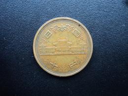 JAPON : 10 YEN An 35 * (1960)  Y 73a   TTB - Japan