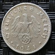 German Empire 50 Reichspfennig 1941 (B) - [ 4] 1933-1945 : Third Reich
