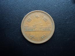 JAPON : 10 YEN An 37 * (1962)  Y 73a    TTB - Japan