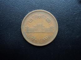 JAPON : 10 YEN An 38 * (1963)  Y 73a    TTB - Japan