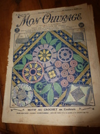 1927 MON OUVRAGE : La Décoration De La Maison; Etc; ( Défaut D'aspect De Ce Document) - Home Decoration