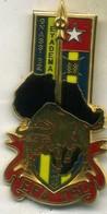 Insigne EFA  TBL ,zaire,promotion GNASSIBE EYADEMA___balme - Army