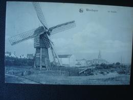 WENDUINE : Le Moulin In 1911 - Wenduine