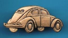 PIN'S //   ** COCCINELLE / VOLKSWAGEN ** .  (© Qualité Collectors Série Limitée) - Volkswagen