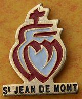 CC  788..   Ecusson.........SAINT JEAN DE MONT............département De La Vendée, En Région Pays De La Loire. - Cities