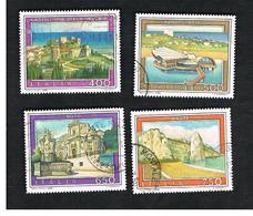 ITALIA REPUBBLICA  -  UNIF. 1848.1851   -      1988     TURISTICA       -      USATO - 1946-.. Republiek
