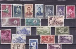 VIET NAM:  Y&T : Lot De' 20 Timbres Oblitérés - Vietnam