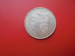 U.S.A 1 DOLLAR 1881 ARGENT  QUALITE : VOIR PHOTOS ! - 1878-1921: Morgan
