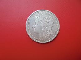 "U.S.A 1 DOLLAR 1881 ""O"" ARGENT  QUALITE : VOIR PHOTOS ! - 1878-1921: Morgan"