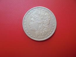 U.S.A 1 DOLLAR 1884 ARGENT  QUALITE : VOIR PHOTOS ! - 1878-1921: Morgan