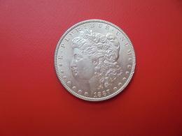 U.S.A 1 DOLLAR 1887 ARGENT  QUALITE : VOIR PHOTOS ! - 1878-1921: Morgan