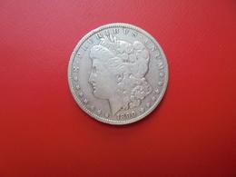 "U.S.A 1 DOLLAR 1890 ""O"" ARGENT  QUALITE : VOIR PHOTOS ! - 1878-1921: Morgan"