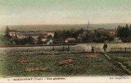 CPA - MIRECOURT (88) - Aspect Du Bourg Côté Jardin En 1904 - Mirecourt