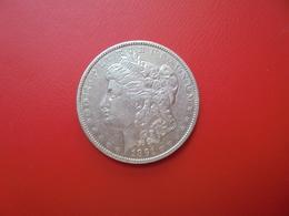 U.S.A 1 DOLLAR 1891 ARGENT  QUALITE : VOIR PHOTOS ! - 1878-1921: Morgan